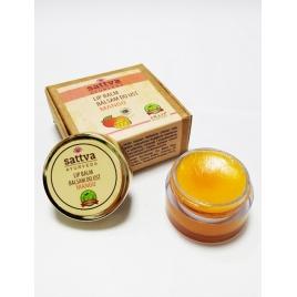SATTVA AYURVEDA balsam do ust Lip Balm Mango