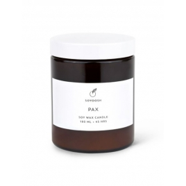 SOYOOSH świeca sojowa PAX 180 ml