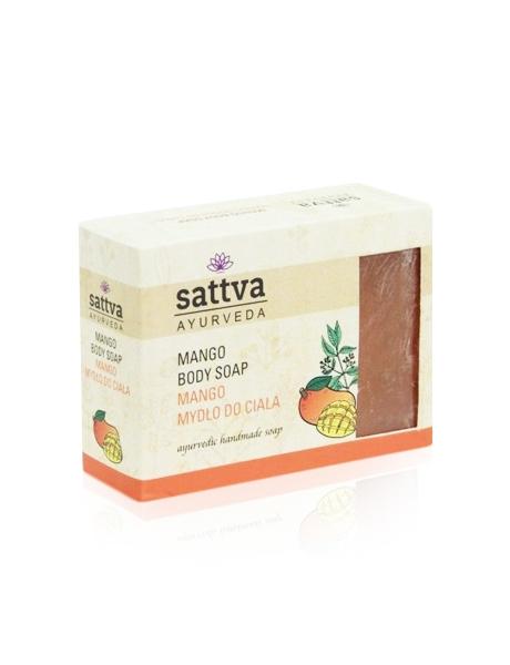 SATTVA AYURVEDA Mango Body Soap
