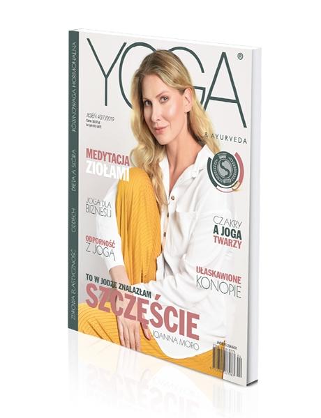 YOGA & AYURVEDA magazyn nr 4/2019