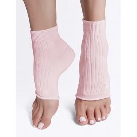 JOY IN ME Skarpetki do jogi ON/OFF Powder Pink