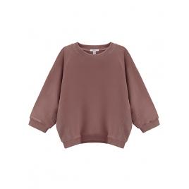 JOY IN ME Miękka Bluza Soft Pullover - Lava