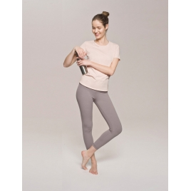 JOY IN ME Koszulka Mindful Tee - Blush Pink