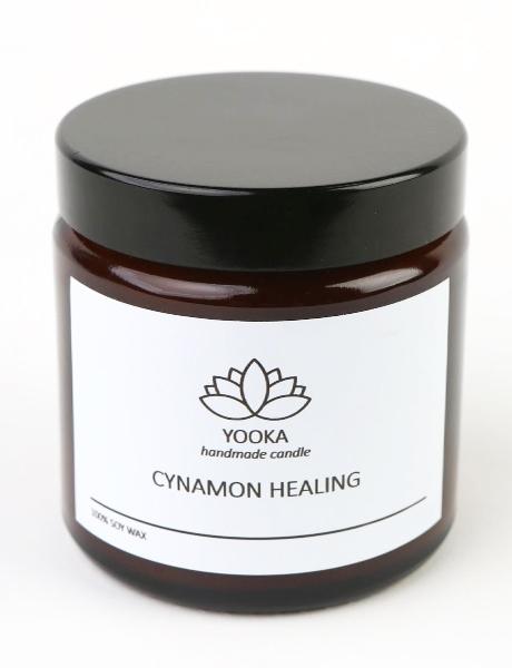 YOOKA świeca Cinnamon Healing