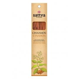 SATTVA AYURVEDA kadzidła zapachowe Cinnamon