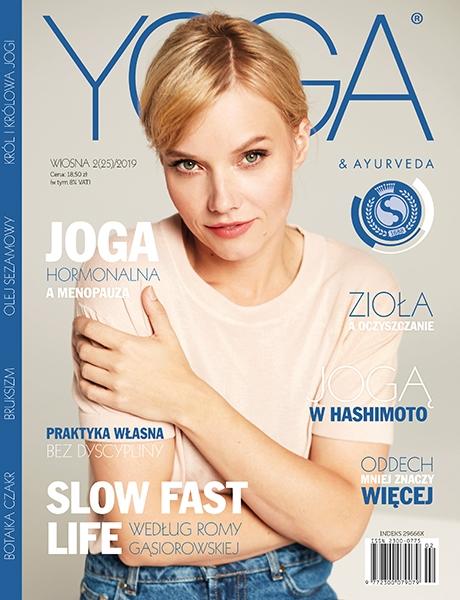 YOGA & AYURVEDA e-magazyn nr 2/2019