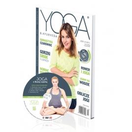 Magazyn Yoga & Ayurveda nr 4/2015 z płytą DVD