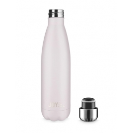 JOY IN ME Butelka termiczna DROP Blush Pink 500 ml