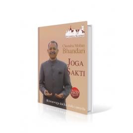 """Joga Sakti. Równowaga ducha, ciała i umysłu."" (+ płyta CD) - Chandra Mohan Bhandari"