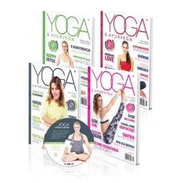 Pakiet Yoga & Ayurveda 2015 z płytą DVD