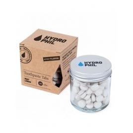 Tabletki do mycia zębów bez fluoru MIĘTA Z CYTRYNĄ 130 tabletek
