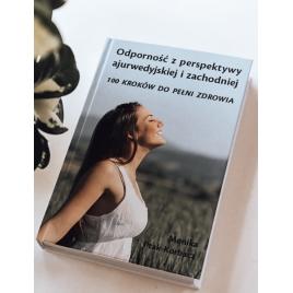 """""""Odporność z perspektywy ajurwedyjskiej i zachodniej"""" - Monika Ptak-Korbacz"""