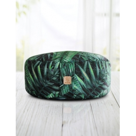 Yogamata poduszka / pufa do medytacji (dżungla)