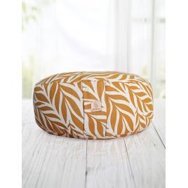 Yogamata poduszka / pufa do medytacji (yellow nature)