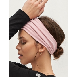 Moonholi Opaska na włosy Supernova Headband (Glowing Pink)