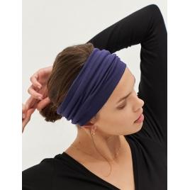 Moonholi Opaska na włosy Supernova Headband (Midnight Blue)