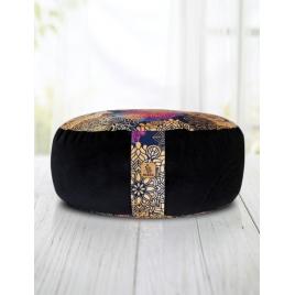 Yogamata poduszka / pufa do medytacji (mandala kolor)