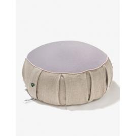 PLANTULE poduszka do medytacji i siedzenia jasno szara