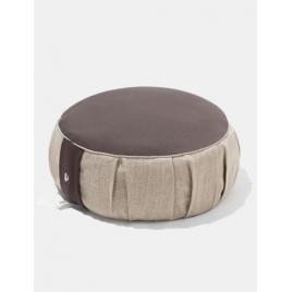 PLANTULE poduszka / pufa do medytacji i siedzenia brązowa