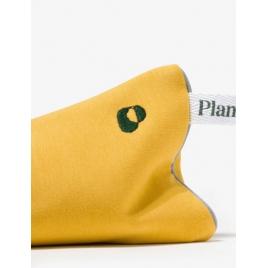 PLANTULE poduszka na oczy lub pod nadgarstek żółta