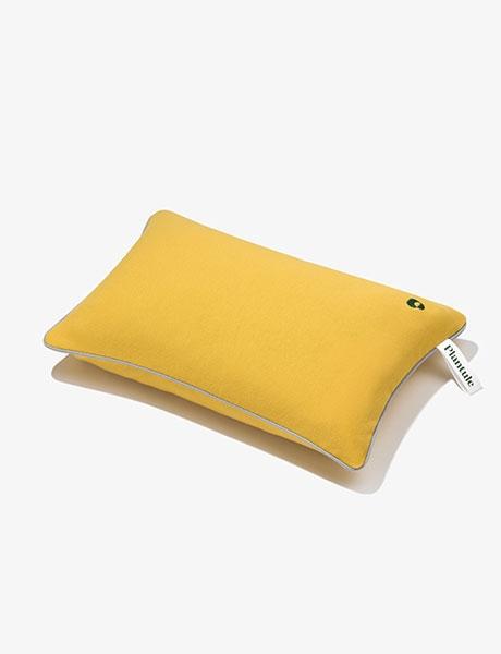 PLANTULE poduszka relaksacyjna żółta