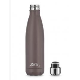Joy in me Butelka termiczna DROP Deep Mocca 500 ml