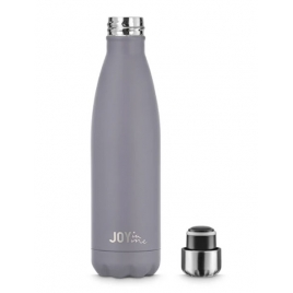 Joy in me Butelka termiczna DROP Misty Violet 500 ml