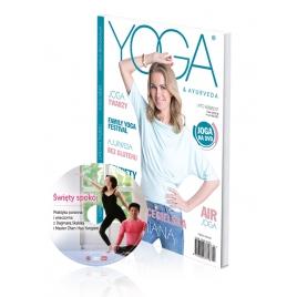 Magazyn Yoga & Ayurveda nr 3/2017 z DVD
